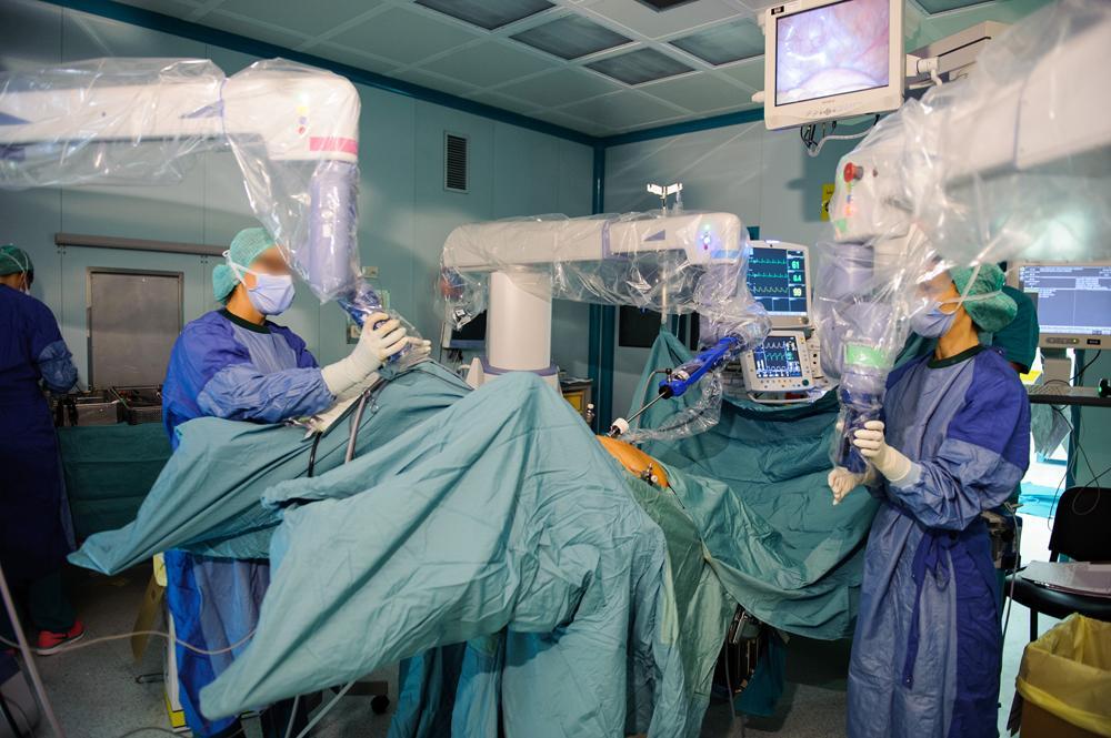 gemelli chirurgia laparoscopica